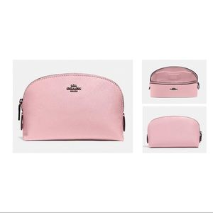 Coach Aurora Cosmetic Case New